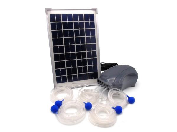 Ubbink Air Solar 600 Belüftungspumpe