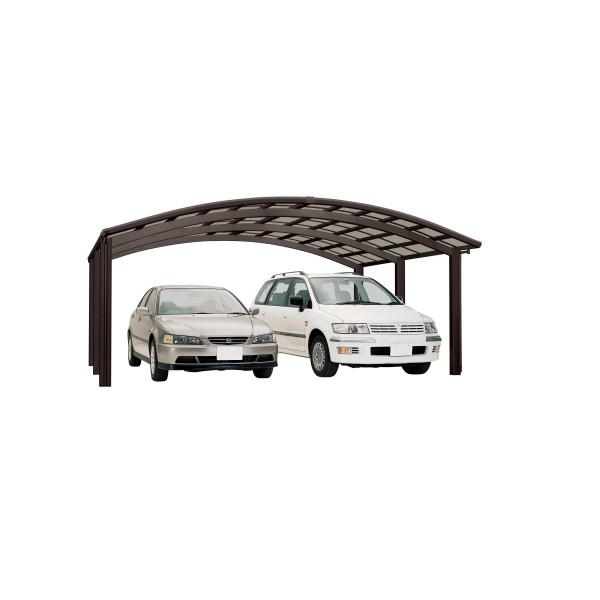 Ximax Carport Portoforte Typ 110 M-Ausführung Mattbraun