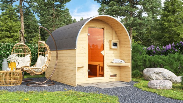 Sauna Fasshaus 2