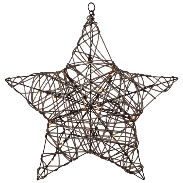 Max Pferdekaemper LED Aussendeko Dekoleuchte Stern