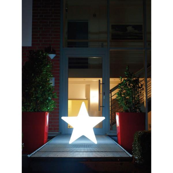 Außendekoleuchte SHINING STAR