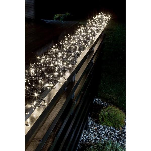 Micro LED Lichterketten mit Multifunktion - 12200mm 12200mm