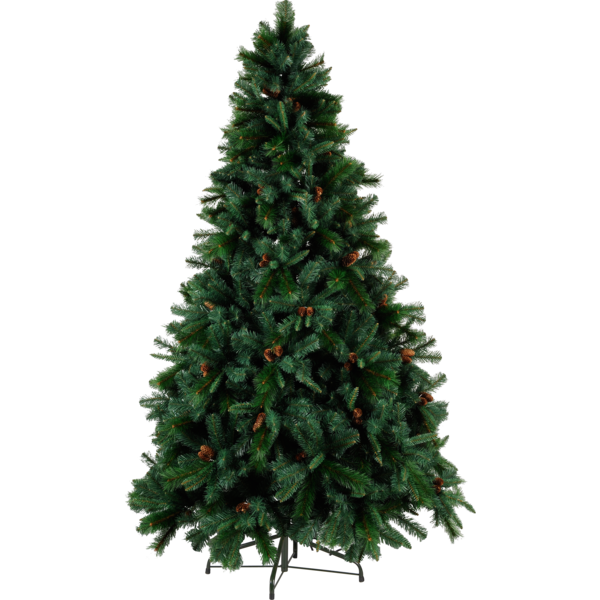 Best Season Weihnachtsbaum TORONTO mit Zapfen, Höhe ca. 225 cm