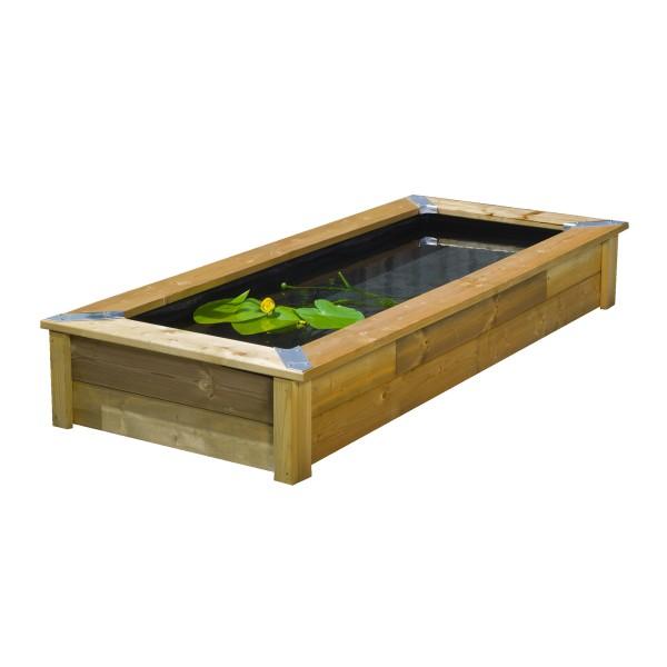Ubbink Set Quadro Wood V Mirror