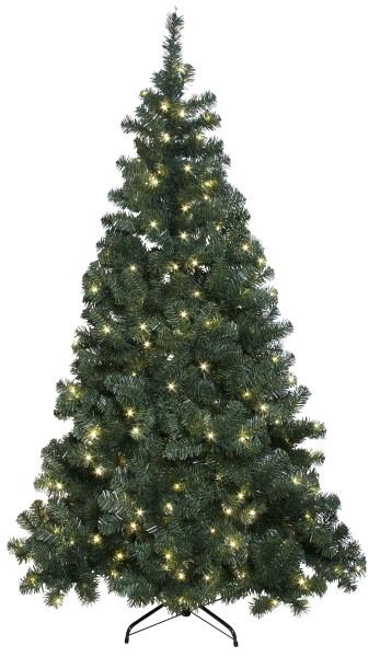 LED Weihnachtsbaum OTTAWA, grün, Höhe ca. 210 cm