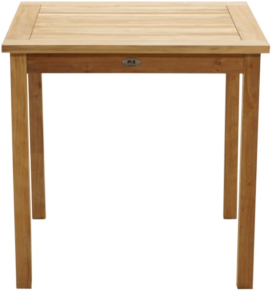 Ploß Tisch MEMPHIS 80 x 80 cm