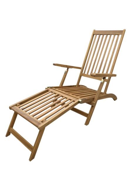 Deckchair-Set MARIE inkl. Polster