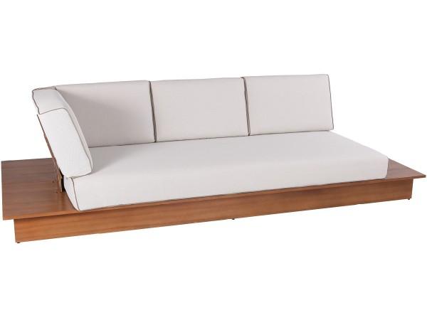 MBM 3-Sitzer La Villa Lounge, inkl. Polster