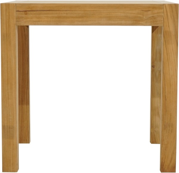 Ploß Loft-Tisch NEW HAVEN 80 x 80 cm