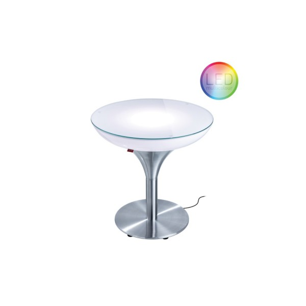Moree Tisch Lounge M 55 Outdoor LED