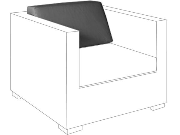 Rückenkissen für Loungesessel Outdoor