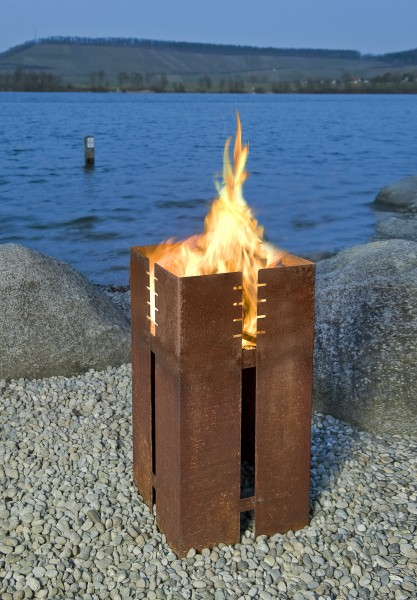 Feuerstelle ferrum