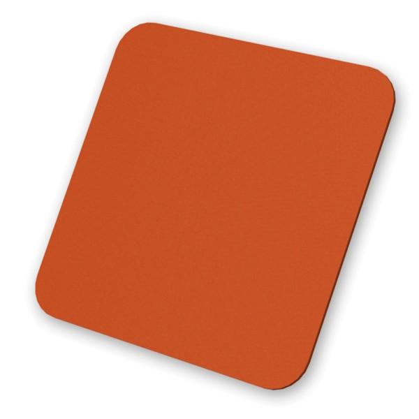 Moree Cube Filz-Kissen, 40 x 40 cm, orange