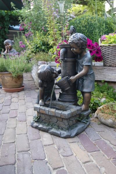 """Ubbink Wasserspiel """"Kinder am Brunnen"""" ATLANTA"""