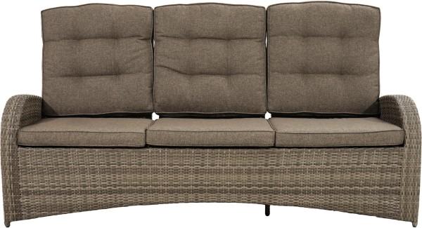 Ploß 3-Sitzer Speise-/Lounge-Sofa RABIDA® COMFORT