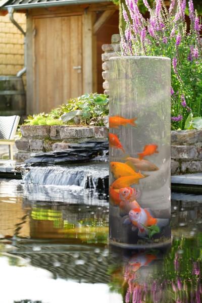 Ubbink Fischsäule, Höhe 100 cm