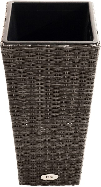 Pflanzgefäß ROCKING® 28 x 28 x 60 cm