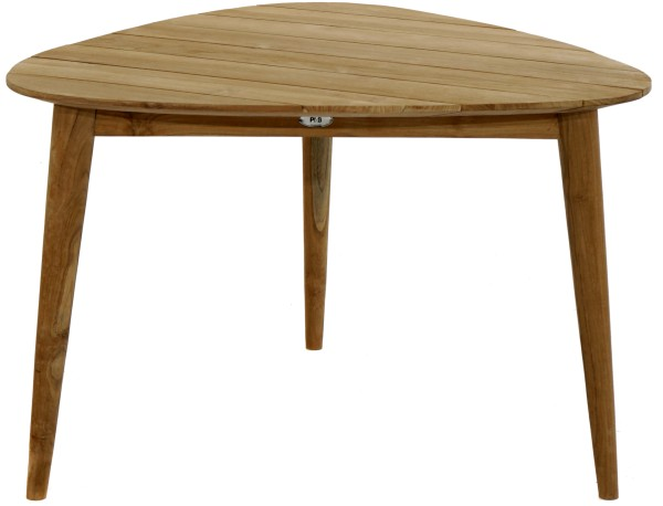 Ploß Design-Loft-Tisch WELLINGTON 110 x 110 cm