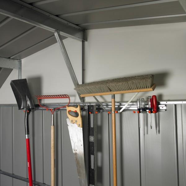 Pergart Geräteleisten-Set TH 100 für Gerätehäuser