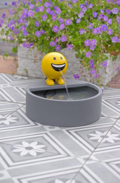Ubbink Wasserspiel BE HAPPY, gelb