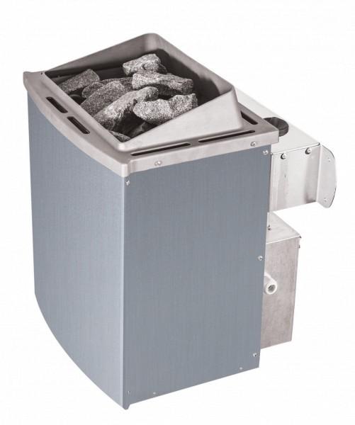 Karibu 9 kW Saunaofen integrierte Steuerung