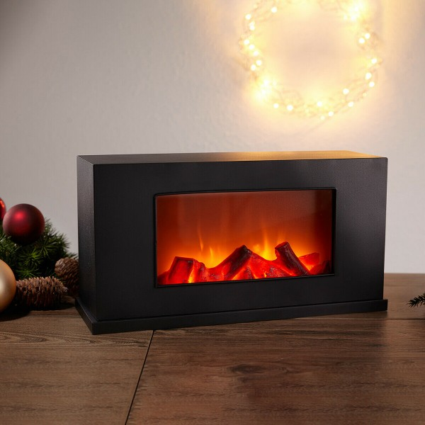 Best Season LED-Laterne Fireplace