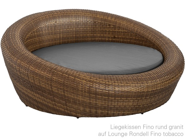 Liegenkissen Rondell Fino Outdoor