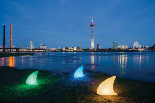 Moree Shark Outdoor LED Accu