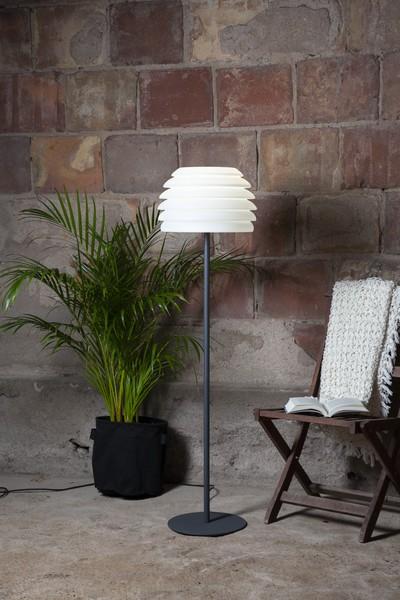 LED Stehlampe RHODOS, Höhe ca. 150 cm