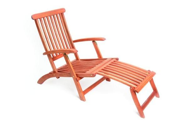 Merxx Deckchair, klapp- und verstellbar
