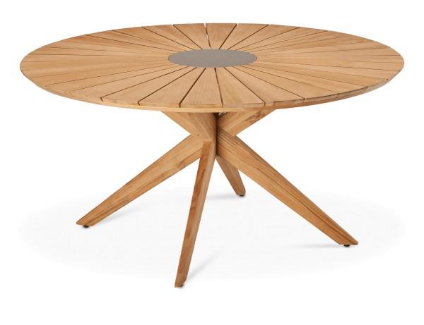 Best Freizeitmöbel Dining-Tisch Agadir Ø 150cm