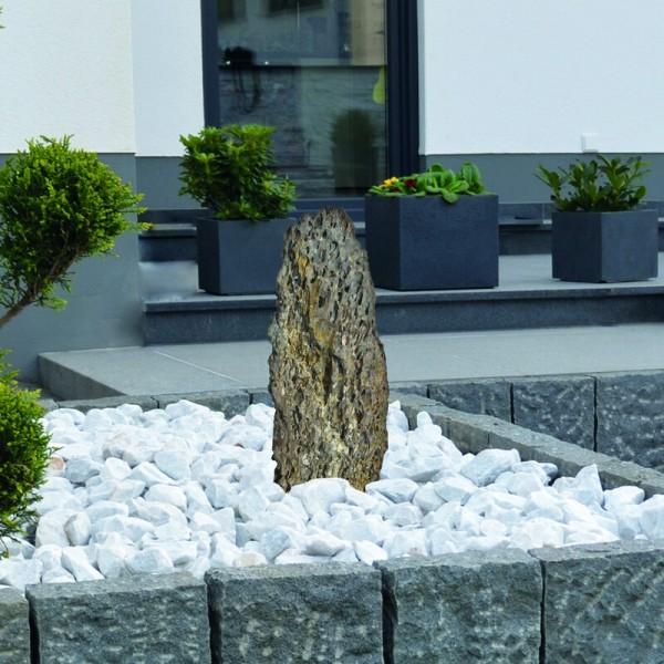 Gardenforma Gartenbrunnen Wasserspiel Findling Dragon Bone