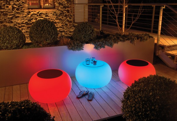 Moree Bubble Outdoor LED