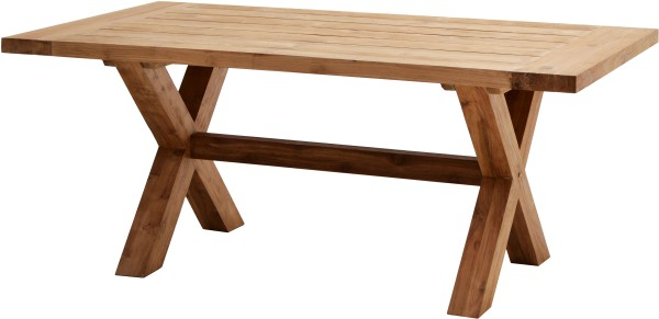 Ploß Rustikal-Tisch LINCOLN 180x100cm
