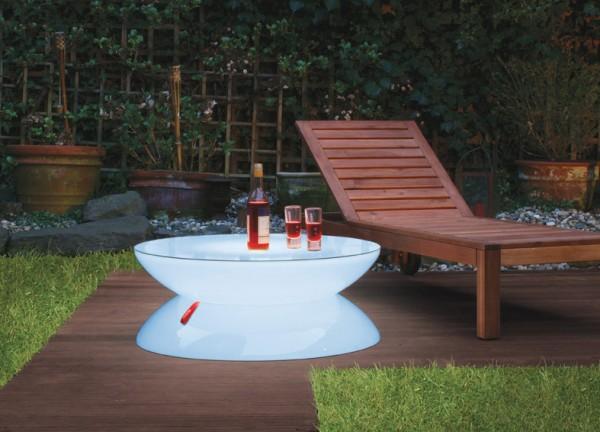 Moree Lounge LED Accu Outdoor