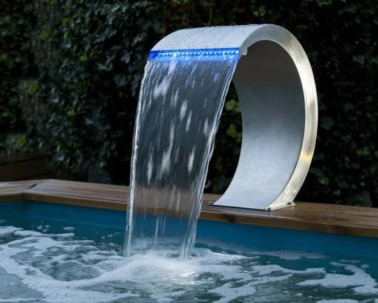 Ubbink Design Wasserfall Mamba LED