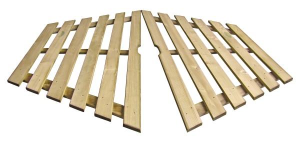 Holz Sandkasten Abdeckung für TONI