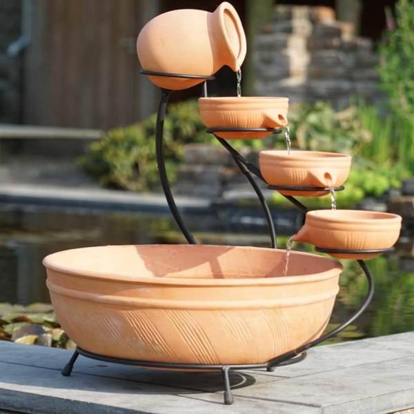 Ubbink Wasserspiel Terracotta Brunnen