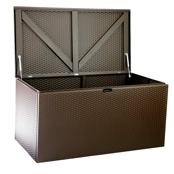 Pergart Lagerbox / Gerätebox LINZ, javabraun
