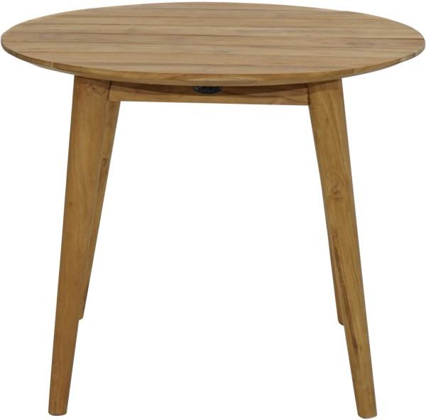 Ploß Design-Loft Tisch WELLINGTON Ø 90 cm