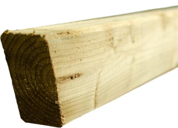 Sattelbalken für Pergola grün 4,5 x 9 x 225 cm