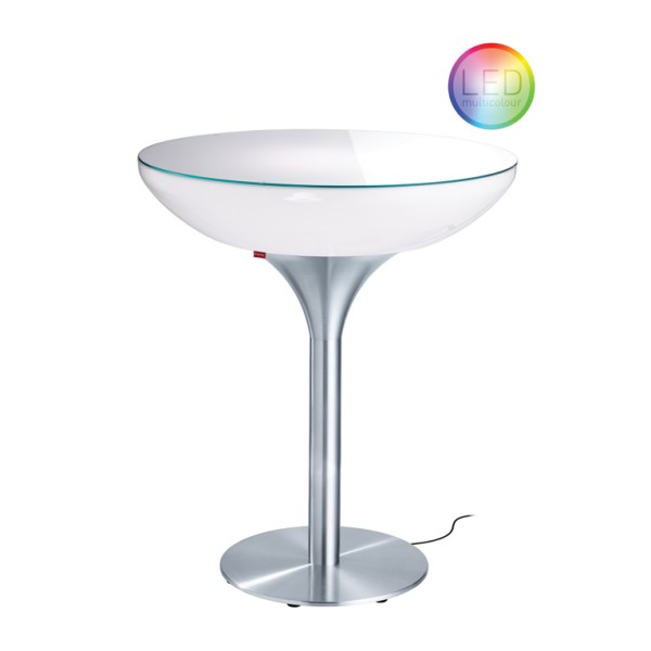 Moree Tisch Lounge 105 LED Pro Outdoor