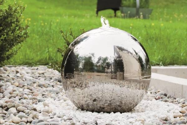 seliger® Edelstahl - Gartenbrunnen Pacific
