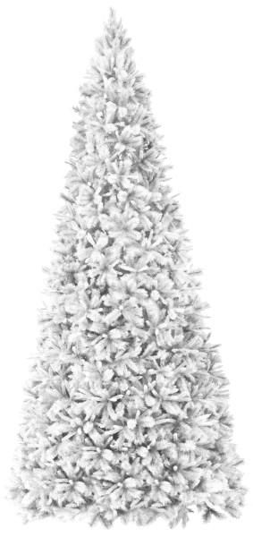 Best Season XXL-Weihnachtsbaum COLORADO, weiss, ca. 550 cm