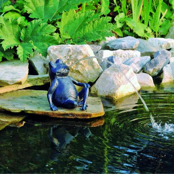 Ubbink Wasserspeier Frosch