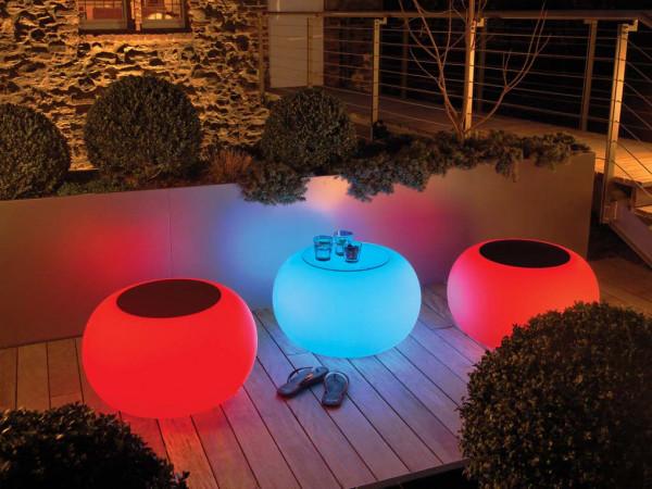 Moree Bubble LED Accu Outdoor