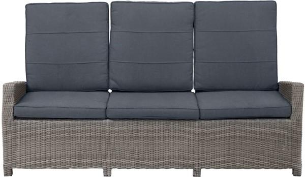 3-Sitzer Speise-/Lounge-Sofa VIGO COMFORT