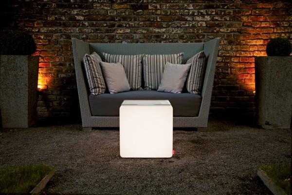 Moree Cube LED Accu Outdoor