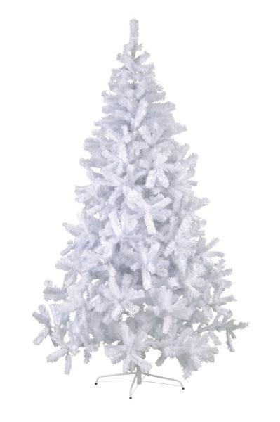 Best Season Weihnachtsbaum QUEBEC, weiß, ca. Höhe 210 cm