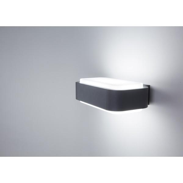 LED Aussenleuchte Wandleuchte Sticker